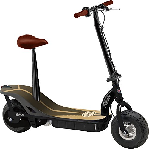 Columbia TX-450 Seated Electric Scooter Review