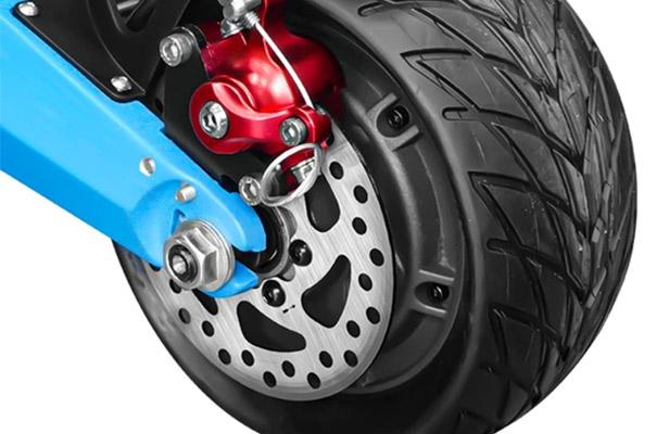 Varla Pegasus Electric Scooter - Tires